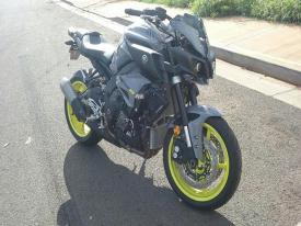 Salvage Yamaha Fz10